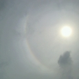 虹と天使 2011年5月31日