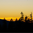 夕陽も美しい 2011.10.11