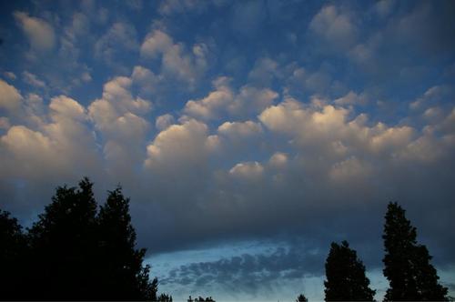 毎日、空は様々な世界をみせてくれます
